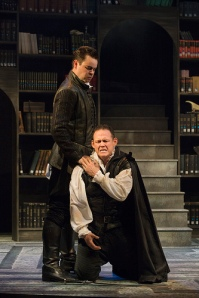 Jameson Matthew Parker (as Iago) and Michael Dufays (as Othello) / Photos by David Cooper