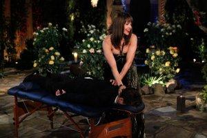 Amy J's weird massage