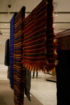 Layers of Influence exhibtion, MOA at UBC Photo cred: Lauren Chancellor