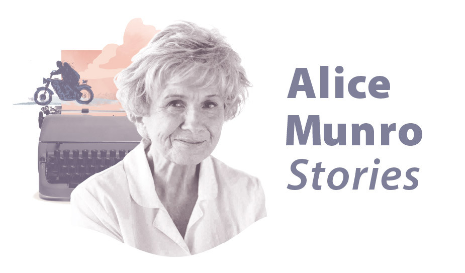 Alice Munro Wins Nobel Prize