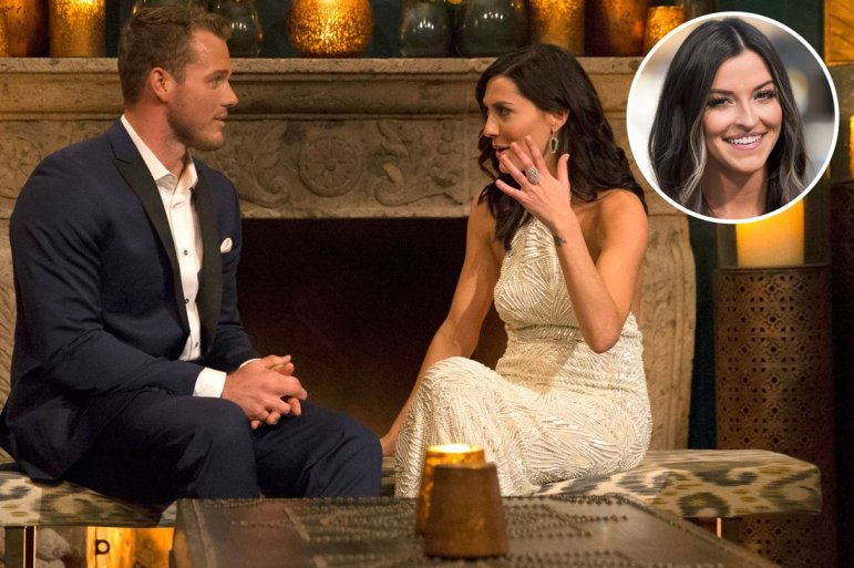 Colton has some history with Tia, which he needed to bring to Becca on the date.