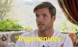 The Bachelorette ep 2 — Jordan
