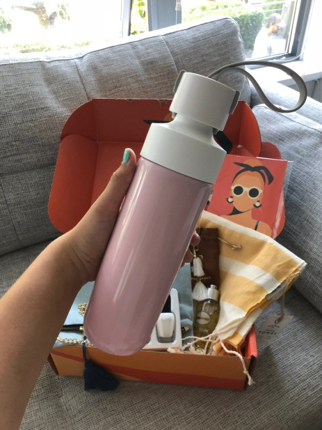 Causebox Summer 2018 - d.stil Water Bottle