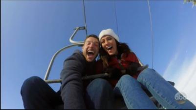 Garrett and Becca explore Park City, Utah