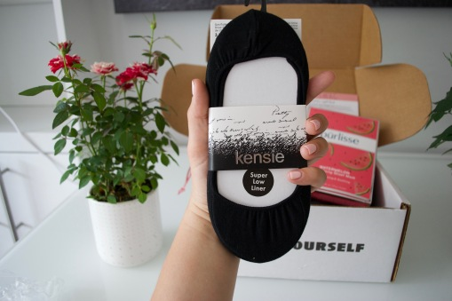 \Kensie Ultra Low Liner Socks 3 pack