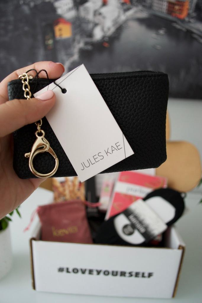 Jules Kae credit card pouch