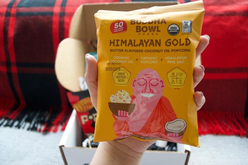 SinglesSwag Sept '18 - Lesser Evil Himalayan Gold Coconut Oil Popcorn
