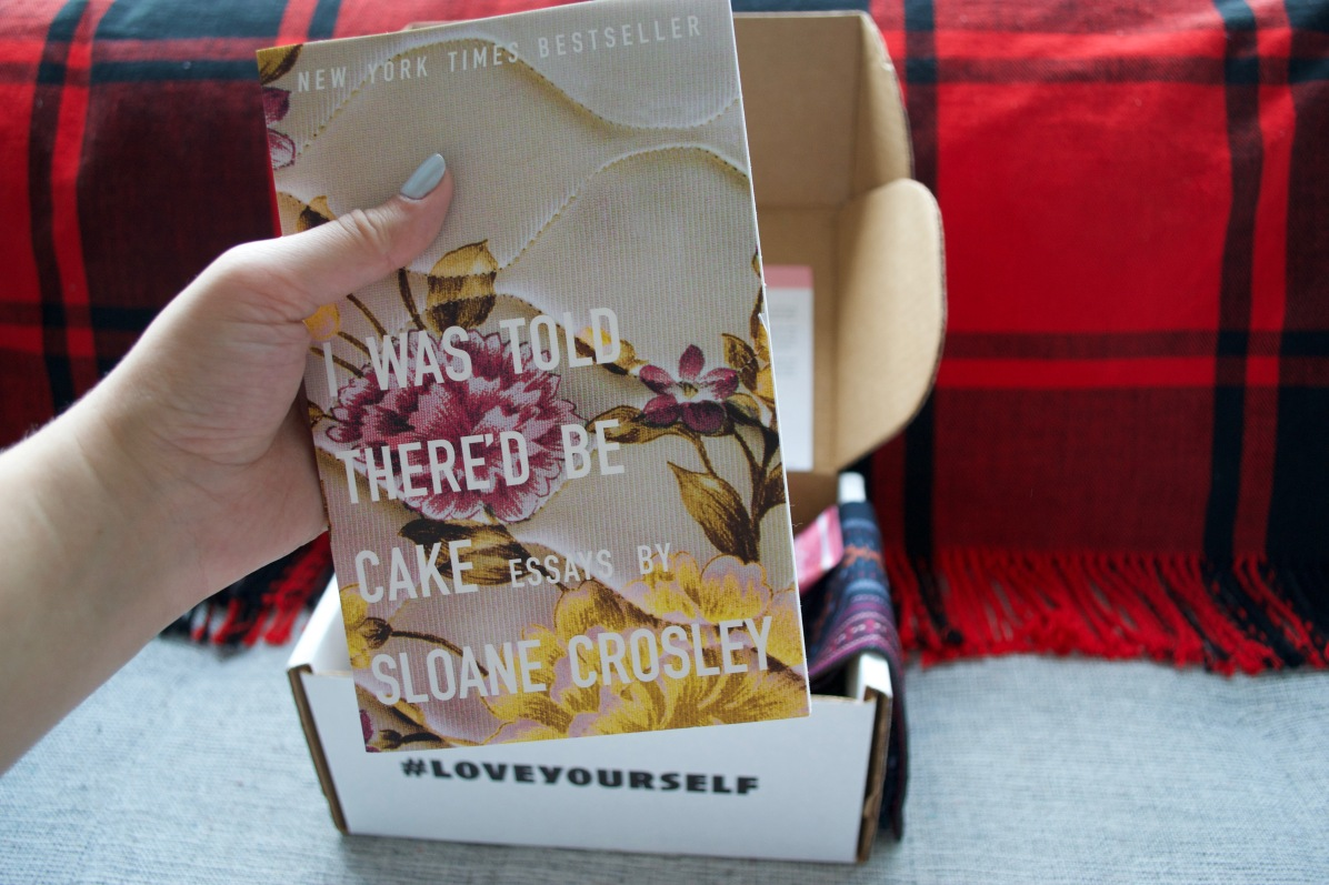 SinglesSwag Sept '18 - I Was Told There'd Be Cake essays by Sloane Crosley